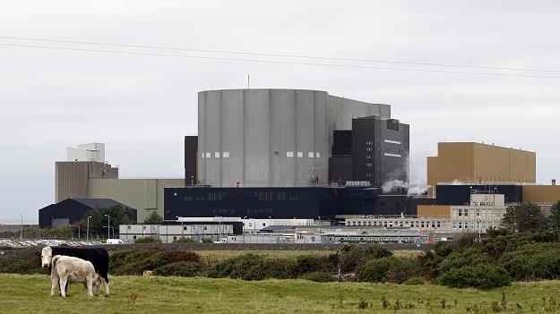 WElektrownia jądrowa Wylfa w Cemaes, Anglesey, Walia /AFP
