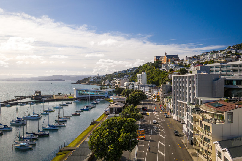 Wellington; Nowa Zelandia /Mark Tantrum /Getty Images