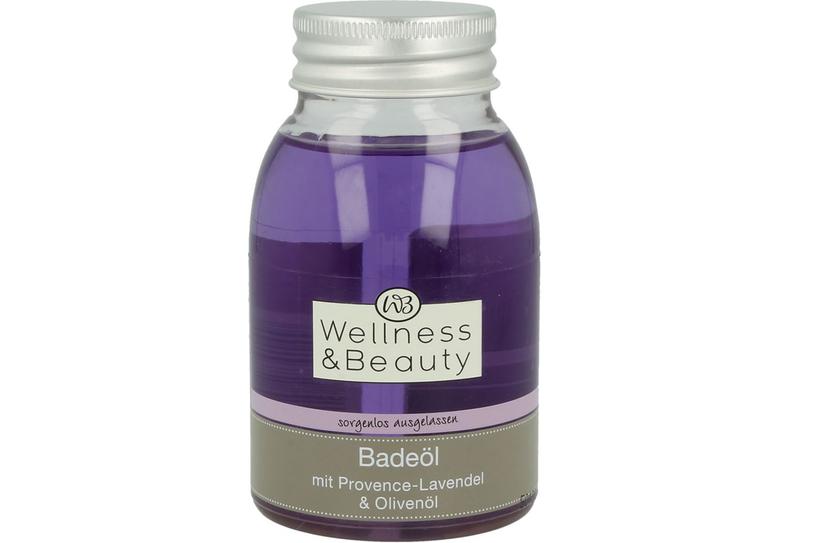 Wellness & Beauty olejek do kąpieli z lawendą prowansalską i oliwką /materiały prasowe
