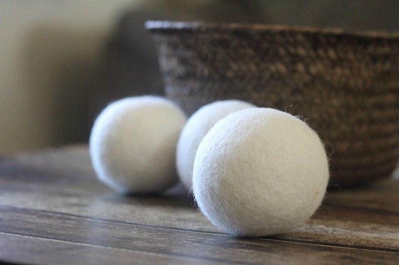 wełniane kulki pranie /© Photogenica