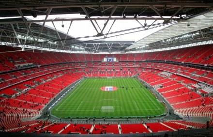 Wembley - świątynia angielskiego futbolu /AFP