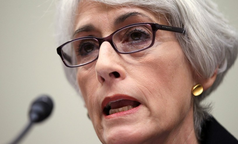 Wendy Sherman /AFP