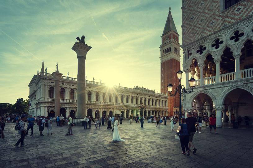 Wenecja, Plac Św. Marka /123RF/PICSEL