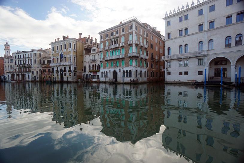 Wenecja ponownie popularna wśród turystów /LaPresse /East News