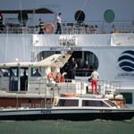 Wenecja: Statek pasażerski uderzył w łódź turystyczną. Są ranni