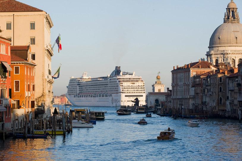 Wenecja wskazała drogę innym portom, które borykają się z podobnym problemem /Marco Secchi/Getty Images /Getty Images