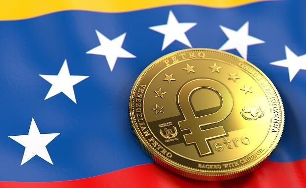 Wenezuela chwyta się kryptobrzytwy petro... /©123RF/PICSEL