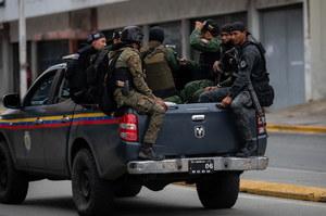 Wenezuela: Gangi nadal walczą z policją. Co najmniej 20 kolejnych ofiar