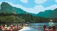 Wenezuela, park narodowy Canaima /Encyklopedia Internautica