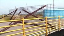 Wenezuelski rząd blokuje pomoc humanitarną. Zablokowano most łączący kraj z Kolumbią