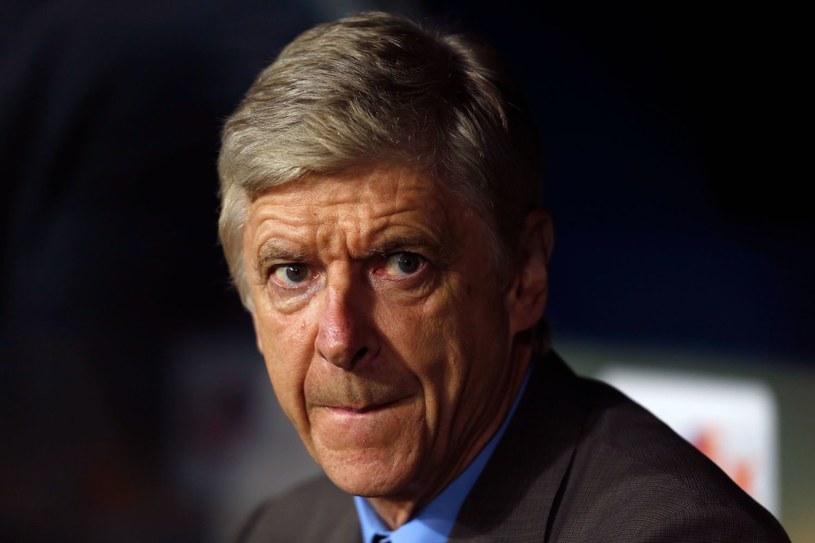 Wenger ma twardy orzech do zgryzienia /AFP