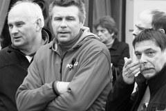 Wenta i jego zawodnicy w hołdzie parze prezydenckiej