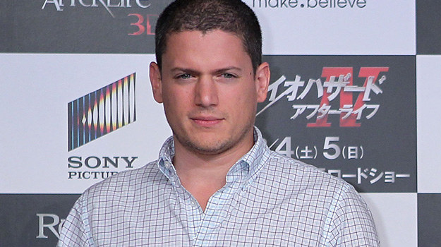 Wentworth Miller / fot. Kiyoshi Ota /Getty Images/Flash Press Media