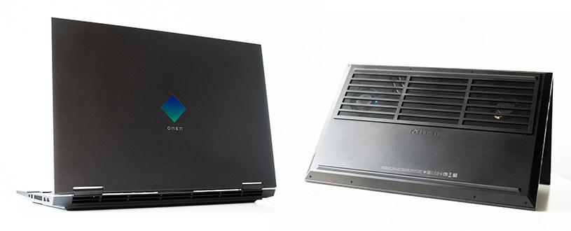 Wentylacja została tak zaprojektowana, by zapobiegać zbędnym przegrzaniom się laptopa /INTERIA.PL