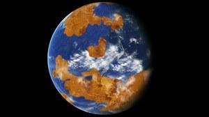Wenus była kiedyś jak Ziemia
