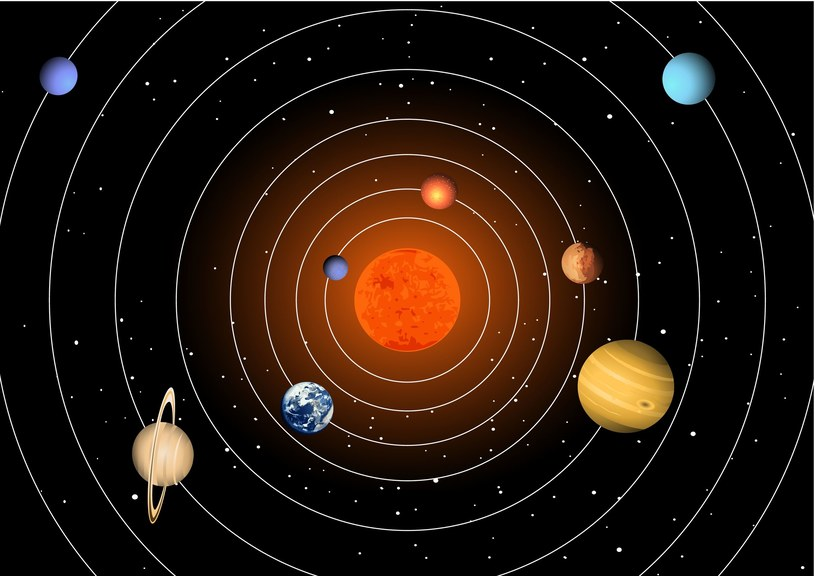 Wenus i Jowisza dojrzymy bez problemów gołym okiem. /123RF/PICSEL