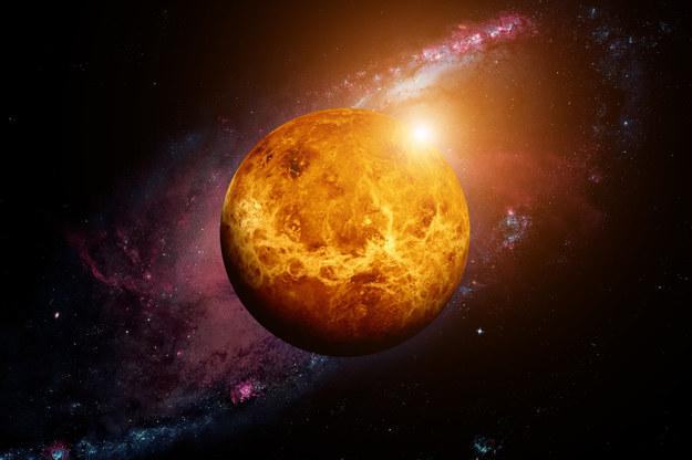 Wenus jest drugą pod względem odległości od Słońca planetą Układu Słonecznego. /Shutterstock