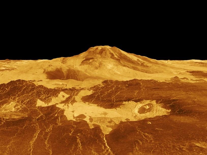 Wenus to wyjątkowo nieprzystępny świat /materiały prasowe