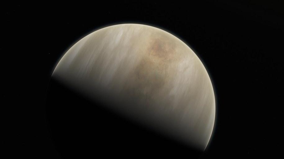Wenus /ESO/M. Kornmesser/L. Calçada & NASA/JPL/Caltech HANDOUT /PAP/EPA