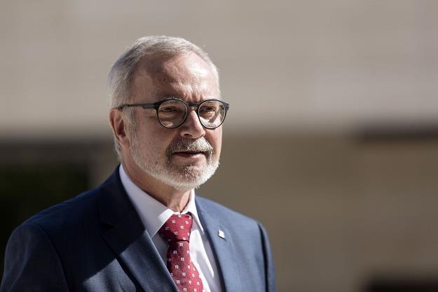 Werner Hoyer, prezydent EBI /AFP