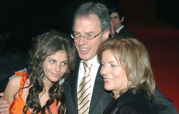 Weronika, Dariusz, Teresa Rosati /fot.Marek Ulatowski  /MWMedia