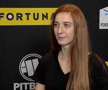 Weronika Eszer: Zatrudnienie w KSW było dla mnie dużą niespodzianką (POLSAT SPORT) Wideo