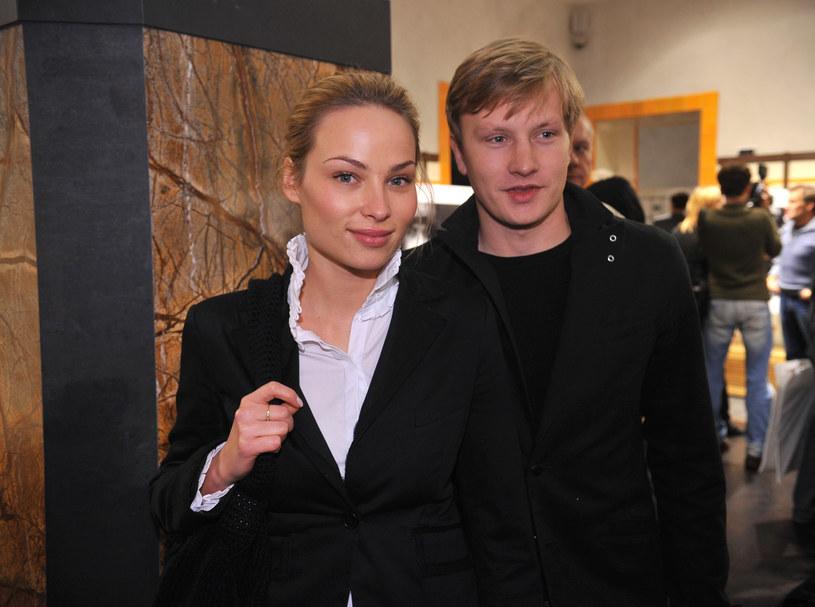 Weronika Książkiewicz i Jakub Wesołowski /Radosław Nawrocki /Agencja FORUM