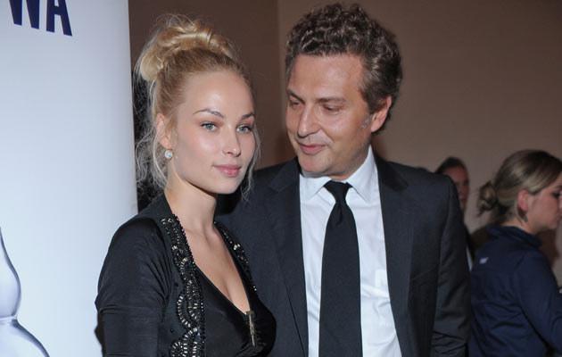Weronika Książkiewicz i Krzysztof Latek, fot. Andras Szilagyi  /MWMedia