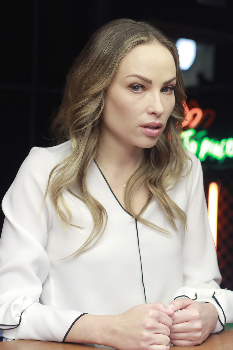 Weronika Książkiewicz /Gałązka /AKPA