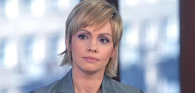 """Weronika Pazura w """"Dzień dobry TVN"""", fot. Andrzej Szilagyi  /MWMedia"""