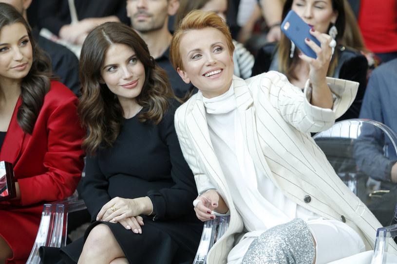 Weronika Rosati i Katarzyna Zielińska /AKPA Podlewski