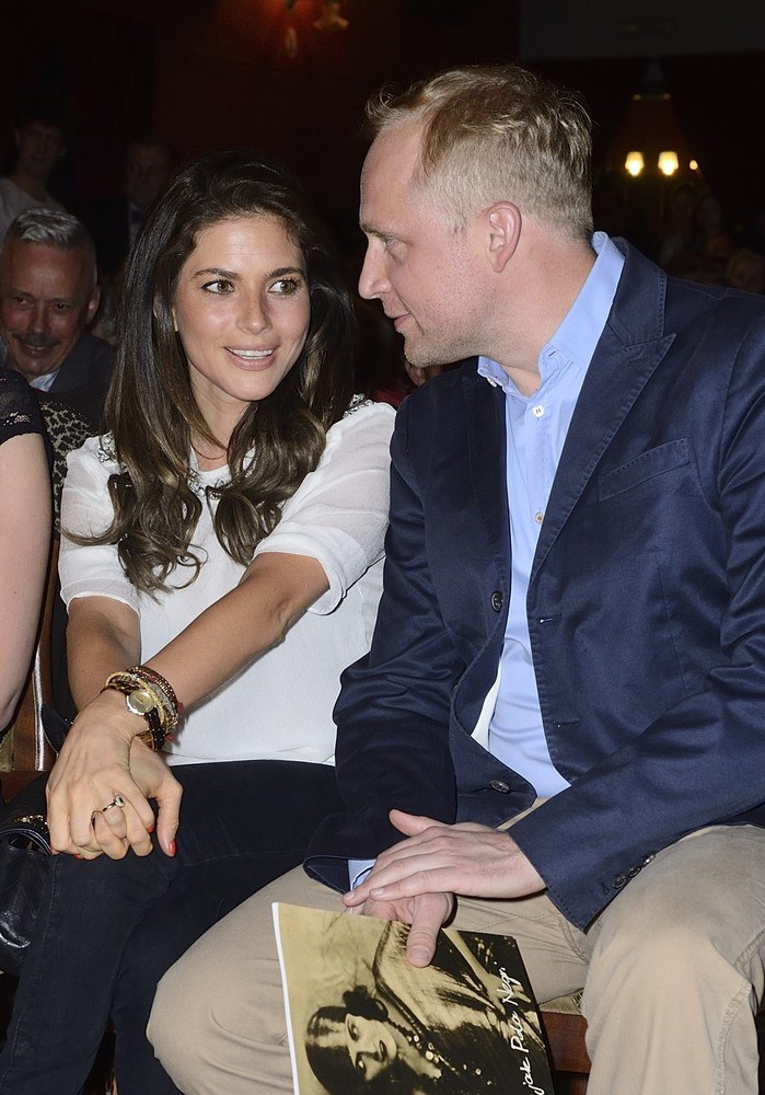 Weronika Rosati i Piotr Adamczyk /VIPHOTO /East News