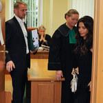 Weronika Rosati i Robert Śmigielski toczą sądową batalię. Prawnicy zabrali głos