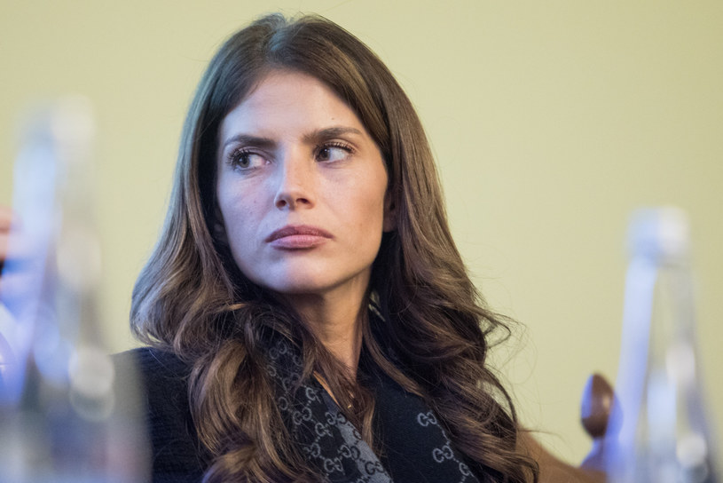 Weronika Rosati obawia się o swoje bezpieczeństwo /Tomasz Jastrzębowski /East News