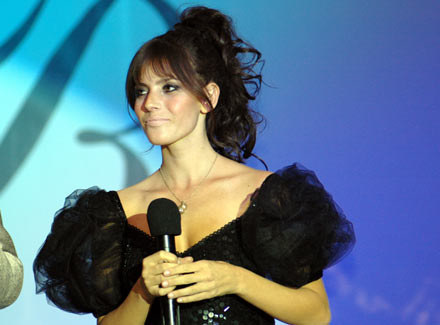 Weronika Rosati pojawi się w popularnym serialu/fot. Marek Ulatowski /MWMedia