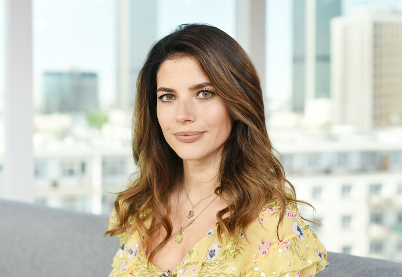 Weronika Rosati robi międzynarodową karierę aktorską /Justyna Rojek /East News