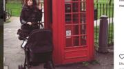 Weronika Rosati w Londynie