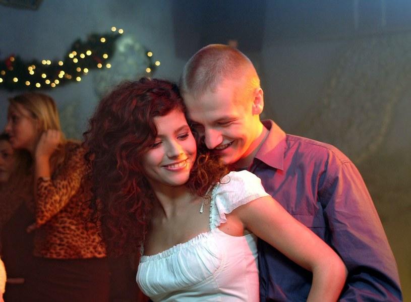 "Weronika Rosati w ""M jak miłość"" /Piotr Fotek/REPORTER /East News"