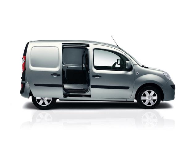 Wersje dostawcze oznaczone są jako Express. /Renault