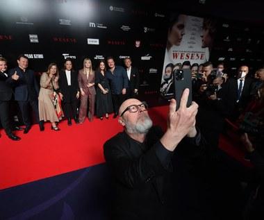 """""""Wesele"""" 2021: Uroczysta premiera filmu Smarzowskiego. Kto przyszedł?"""