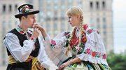 Wesele z elementami folkloru