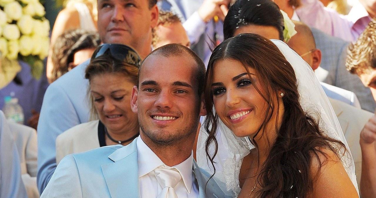 Wesley Sneijder już nie do wzięcia
