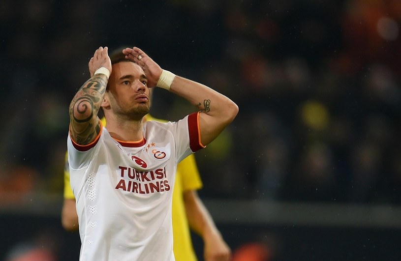 Wesley Sneijder /AFP