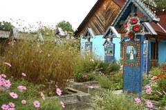 Wesoły Cmentarz – jedna z największych atrakcji turystycznych w Rumunii