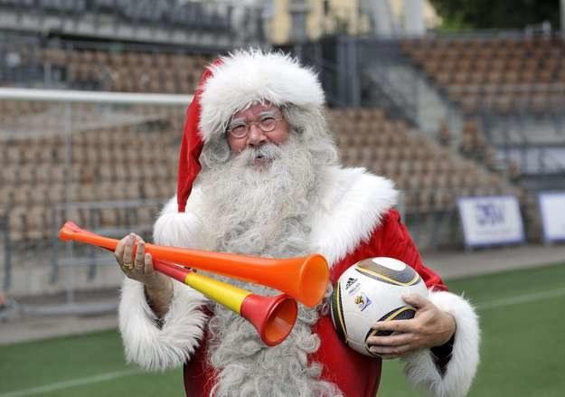 Wesołych Świąt życzy załoga redakcji sportowej Interia.pl /AFP