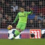 West Ham United - Fulham 3-1. Grał Łukasz Fabiański