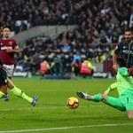 West Ham United - Manchester City 0-4. Łukasz Fabiański bezsilny