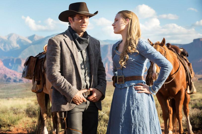 """""""Westworld"""": Sezon pierwszy /HBO"""