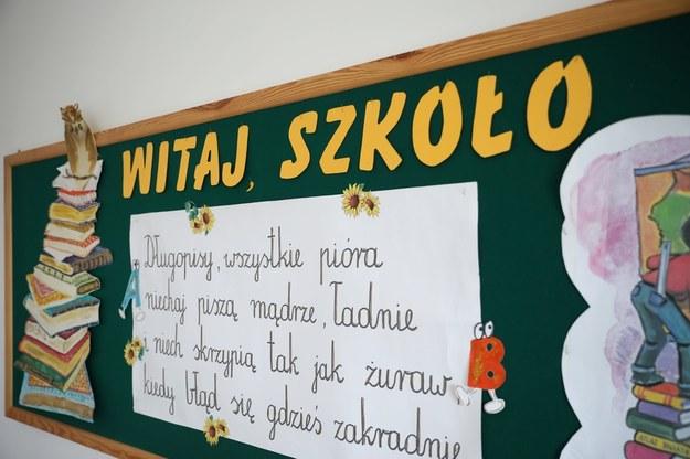 Weszły w życie nowelizacje rozporządzeń o indywidualnym nauczaniu /Leszek Szymański /PAP