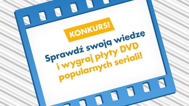 Weź udział w konkursie i zgarnij atrakcyjne nagrody! /swiatseriali.pl